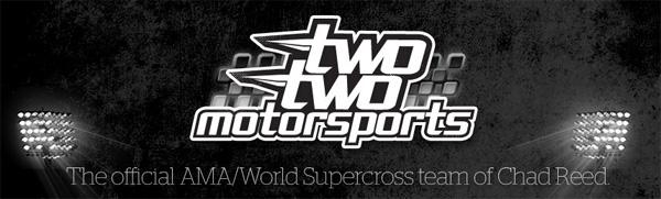 Chad Reed ja TwoTwo Motorsport 2011