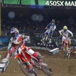 AMA Supercross 2016 San Diego 1 tulemused