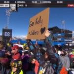Kelly Sildaru võitis X-Games vigursuusatamise naiste pargisõidu