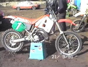 Video: Tahula Supercross 1991